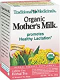 Traditional Medicinals - Mothers Milk Herb Teas, 16 bag