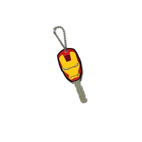 Marvel Universe: Iron Man Key Holder Keychain - 1