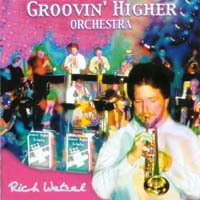 Groovin' Higher Orchestra - Live - 2 Cd Set, 2001