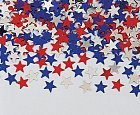 Flying Colors Confetti Patriotic Stars - Each - 1