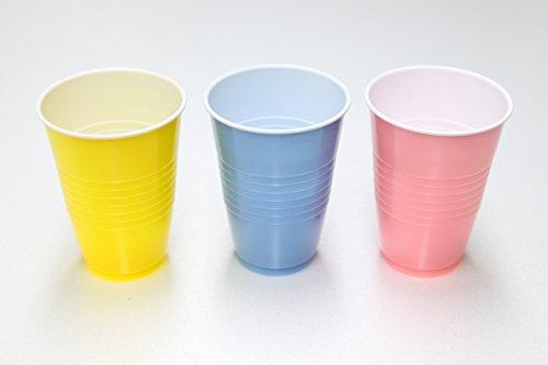 カラープラカップ