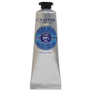 L'OCCITANE Shea Hand Cream , 1-Ounce Tube