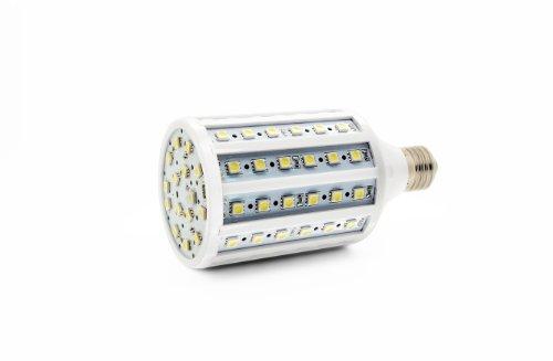 12Vmonster ® Warm White Edison Screw Dc 12V Led Light Bulb 16.5W = 120W Incandescent Marine Solar Motor Home 72X 5050 Cluster