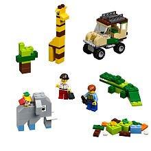 Image of Lego Zoo Set