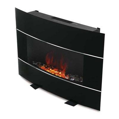 Bionaire Electric Fireplaceblk