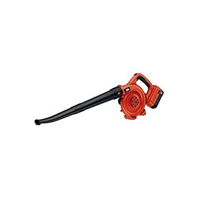 Black and Decker NSW18 18 Volt Cordless Sweeper,