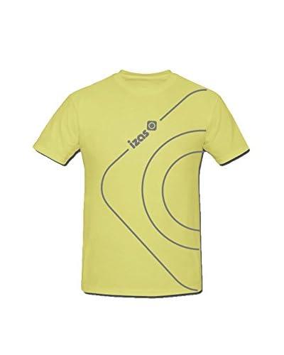 Izas Camiseta Manga Corta Bell Amarillo