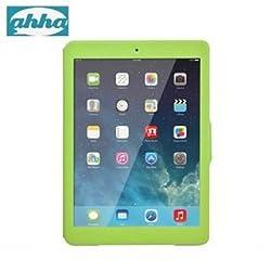 Ahha Arias Magic Flip Case for Apple iPad Air - Green (A-FPAPIPAD5-MA06)