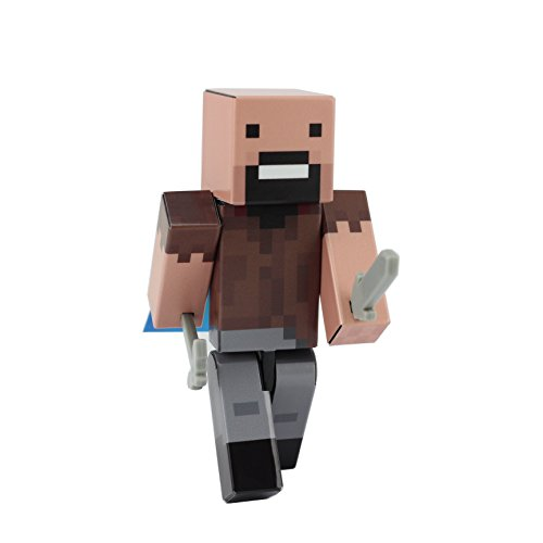 """Notch - 4"""" Action Figure Toy, Plastic Craft by EnderToys"""