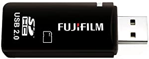 Fujifilm USB SD Card Reader For SD/SDHC Cards