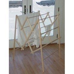 Drying Rack - Wooden - 28 Ft White Pine  41 h x 30 wB0000TR5YU