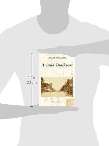 Around Brockport (Postcard History)