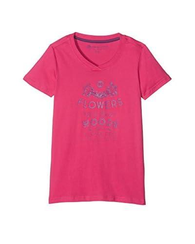 Alpine Pro T-Shirt Manica Corta ROZENO [Fucsia]
