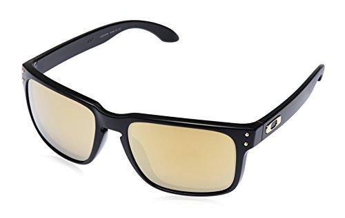 Oakley Wayfarer Sunglasses (Polished Black) (0OO9102|8|55)