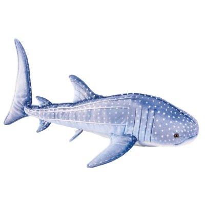 Adventure Planet Plush - Whale Shark ( Blue - 17 Inch ) front-293391