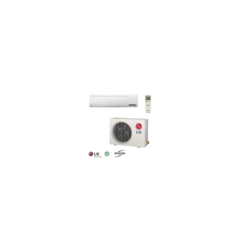 LG LS246HV 24,000 BTU Single Zone Ductless Mini Split Air