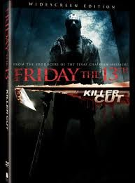 Friday the 13th Killer Cut Widescreen Edition