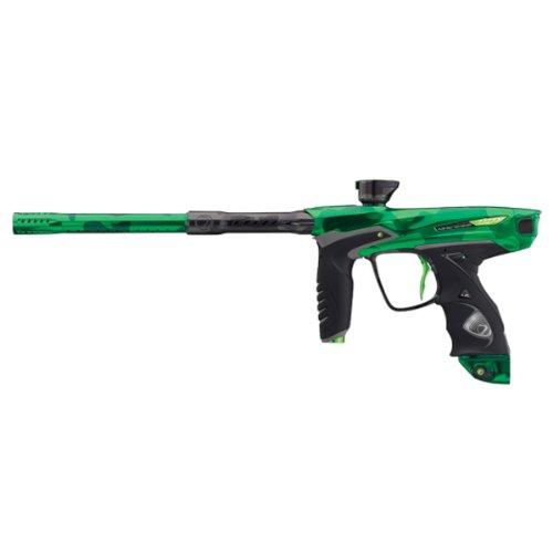 Dye DM14 Paintball Gun - PGA Bomber Lime (Dye Paintball Guns Dm14 compare prices)