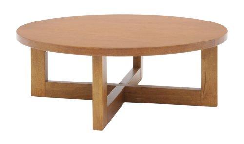 Regency Seating 37 Inch Round Oak Veneer Coffee Table Medium New Best Seller Coffe Table