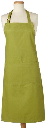 Gourmet Classics Solid Green Apron