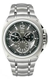 ESQ Swiss Bracer Chronograph Black Dial Men's Watch #07301333