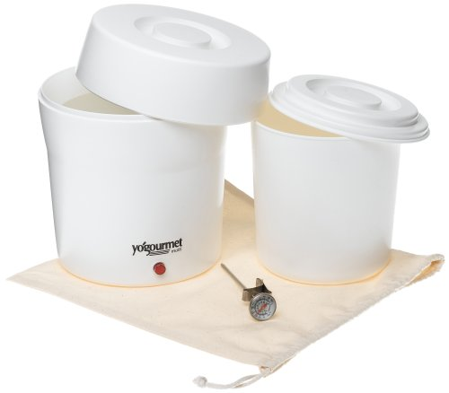 Read About Yogourmet Electric Yogurt Maker