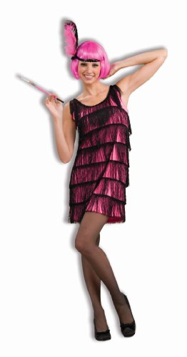 Woman's Jazzy Flapper Costume,