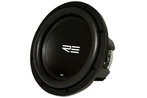 """Brand New Re Audio Srx10D2 10"""" 300 Watt Rms Rated (600W Peak) Dual Voice Coil 2 Ohm Car Subwoofer (Free Air Or Small Enclosure Mounting Options)"""