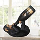 "Chimpanzee Wine Holder ""APE & GRAPE"""