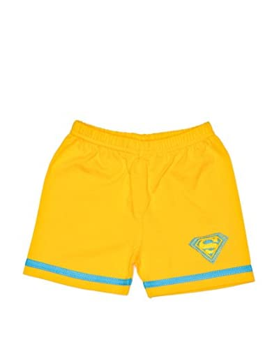 Fantasy Store Shorts Superbaby Baby Boy [Giallo]