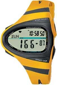 Casio PHYS Heart Rate Monitor/ Calorie Counter CHR-100-9VER Sports Watch