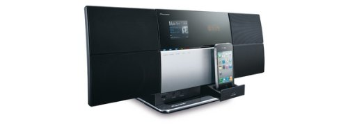 Pioneer X-SMC3-S Music Tap AirPlay Music System (Black) (Discontinued by Manufacturer)