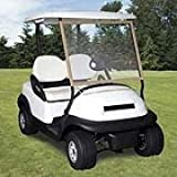 31zc2UNvfTL. SL160  Classic Accessories Fairway Deluxe Portable Golf Car Windshield (Fits most golf cars with roofs)