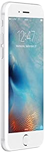 Apple iPhone 6s 64 GB International Warranty Unlocked Cellphone - Retail Packaging (Silver)