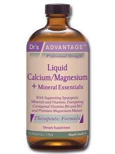 Calcium/Magnesium + Mineral Essentials 16 Ounces