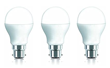 Iaura 5W White LED Bulbs (Pack Of 3) Image