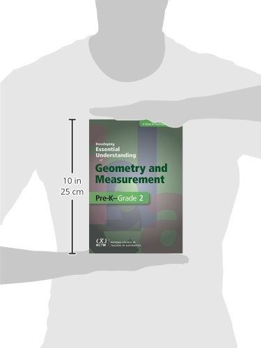 Developing Essential Understanding of Geometry and Measurement for Teaching Mathematics in Pre-K-Grade 2 (The Essential Understanding Series)