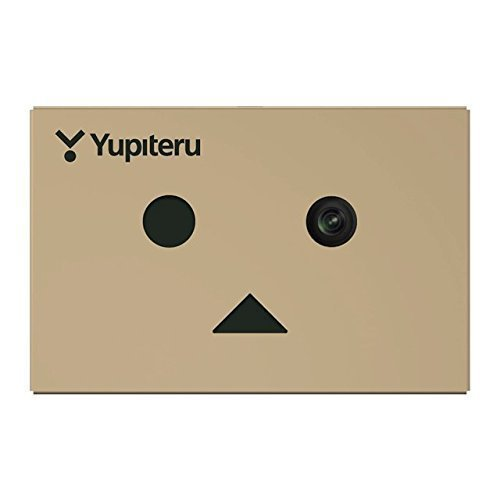 【Web限定】ダンボー ドライブレコーダー DRY-mini1X DANBOARD version (DANBOARD-DR)