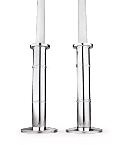 KATE SPADE POMPANO POINT CANDLESTICKS PAIR