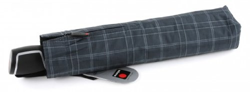 Knirps Business Line Big Duomatic Safety - Gents Black Check