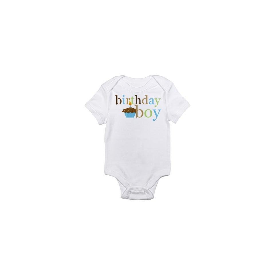 Birthday Boy Baby Onesie Shirt Size 6 12 Months