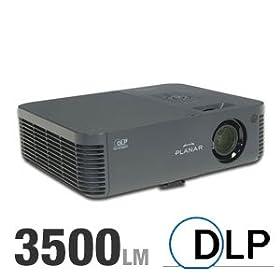PR5022 DLP Projector XGA 2200:1 3500 Lumens 7.8 Lbs HDtv Comp