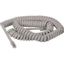 Ge 76122 Coil Cord (25 Feet, White) front-101569