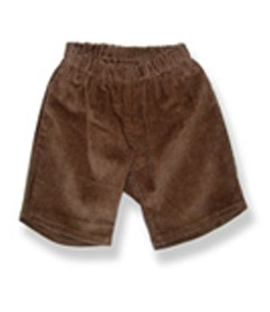 "Brown Cords 8 inch - 9024 Fits 8"" - 10"" bears, includes Build a Bear, The Bear Mill, and Stuff your own Animals. - 1"