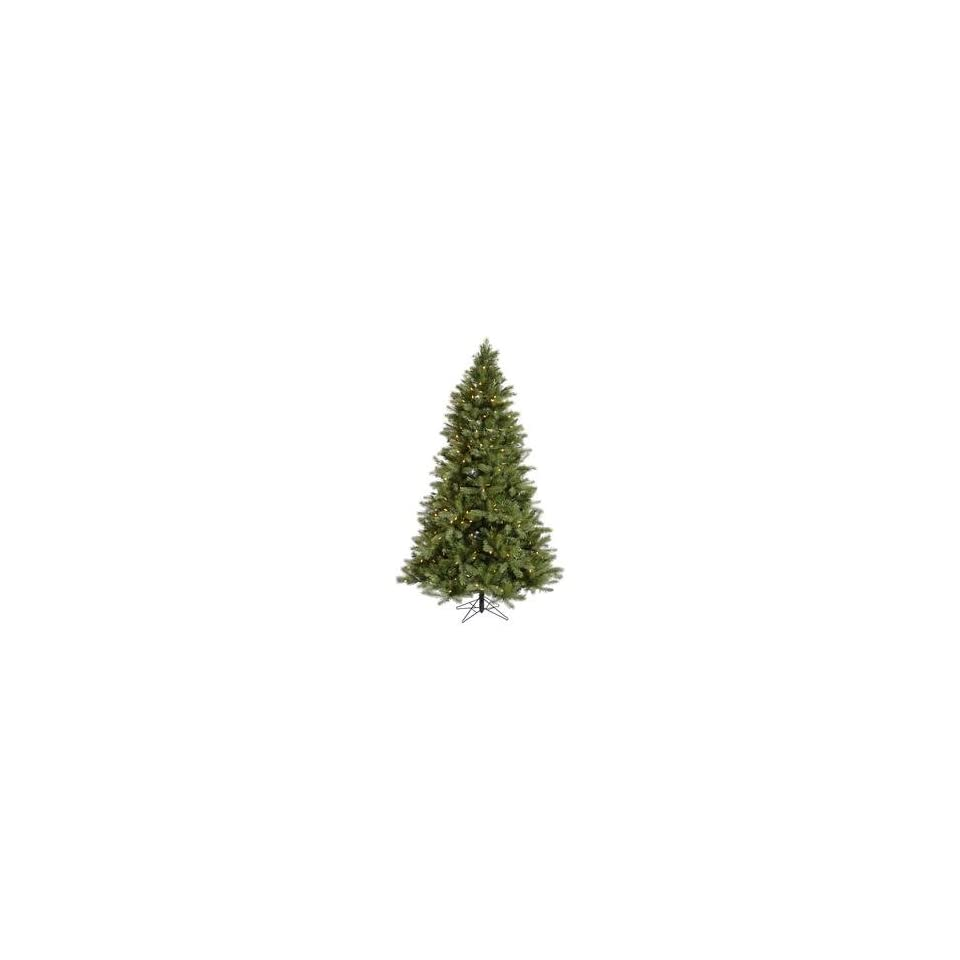42 Albany Spruce Christmas Tree w/ 257T 135 Led WmWht Lights 30 Girth.
