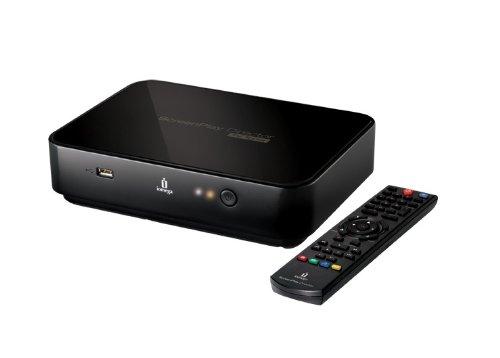 Iomega ScreenPlay Director TV Tuner HD Media Player - Récepteur multimédia numérique/Tuner DVB-T/enregistreur HDD - 2