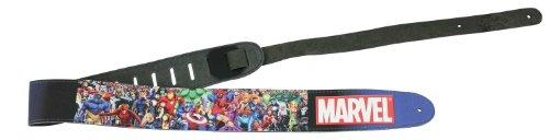 Peavey Marvel Universe Leather Guitar Strap