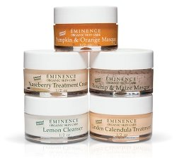 Eminence Organics 5 Piece Starter Set for Dry Skin by Eminence
