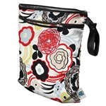 Planet Wise Wet/Dry Diaper Bag, Art Deco