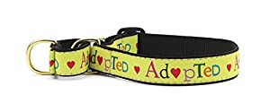 Up Country Adopted Dog Collar -Small